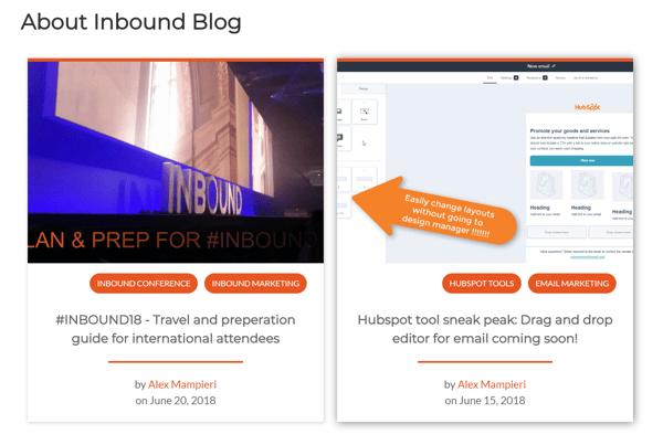 Blog Module