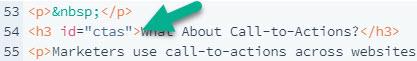 CSS ID
